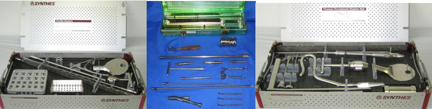 Intramedullary Nails and Instruments