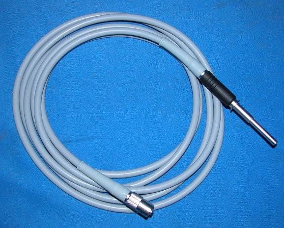 storz 495nd fiber optic light cable. Black Bedroom Furniture Sets. Home Design Ideas