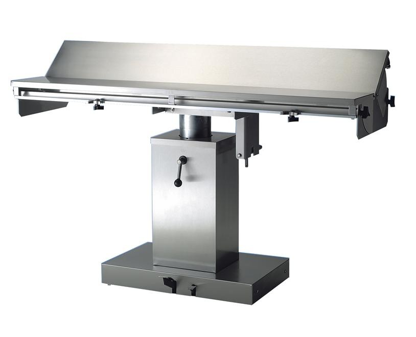 Whittemore Hydraulic Base V-Top Veterinary Operating Table