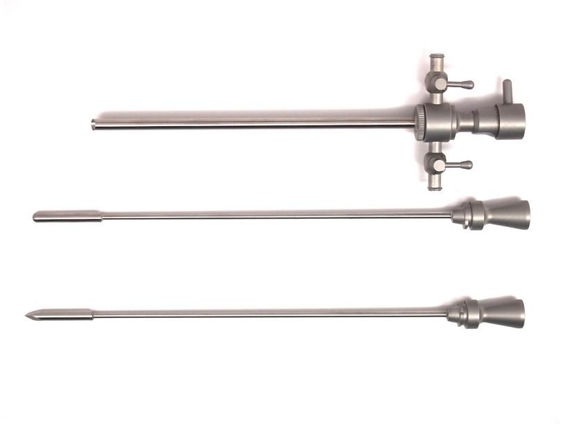 Whittemore 4.0mm Arthroscopy Sheath Set