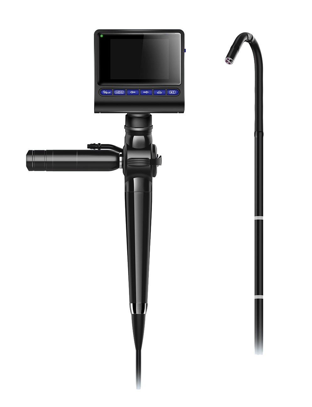 New Whittemore Cosmos 5800 Portable H.D Videoscopes 5.8mm x 1000mm x 2.6mm Instrument Channel Up 140° Down 130°
