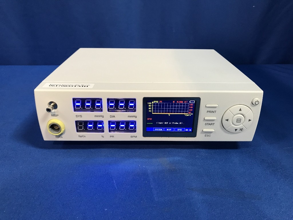 Whittemore Vital Signs Patient Monitor