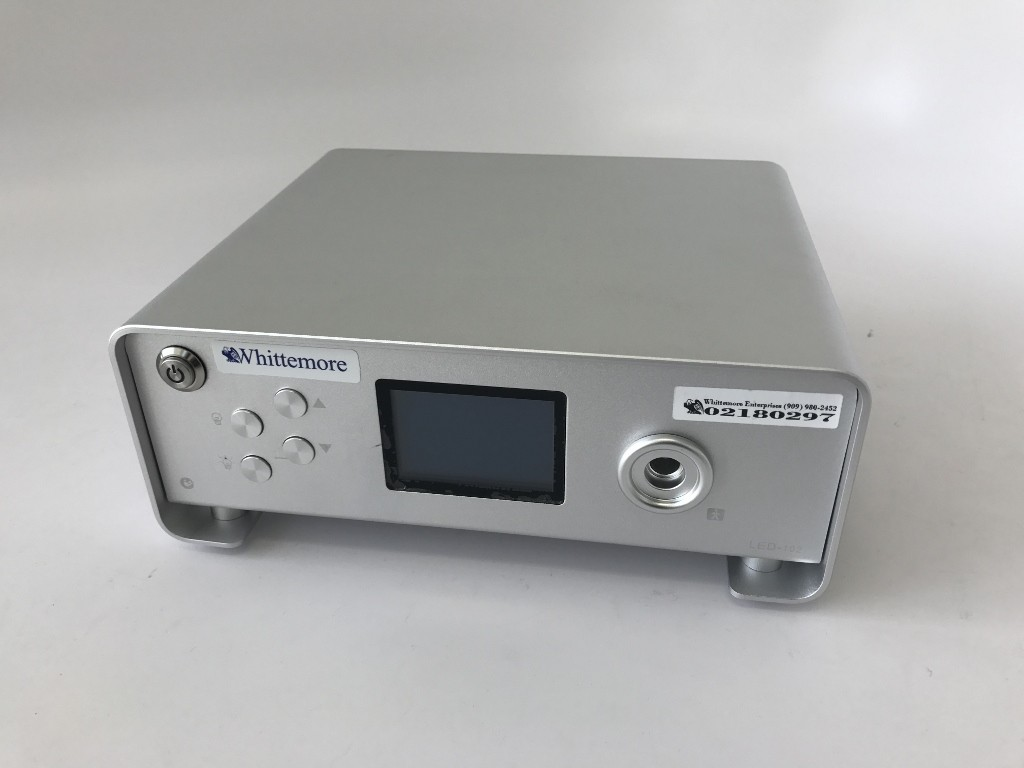 (NEW) WHITTEMORE LED-100 LIGHT SOURCE WITH CABLE