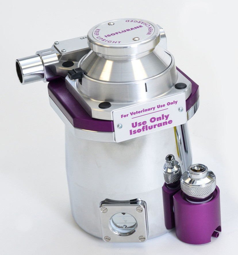 picture of (New) Whittemore Isoflurane Vaporizer, Tec3 Type, Funnel-Fill