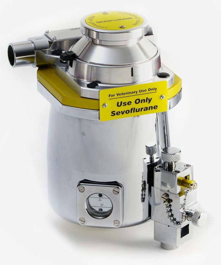 picture of (New) Whittemore Sevoflurane Vaporizer, Tec3 Type, Key-Fill