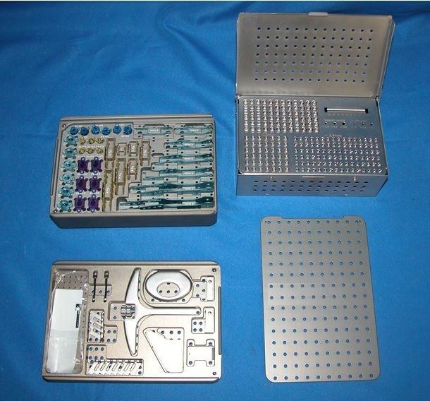 Whittemore TTA -Titanium Set,