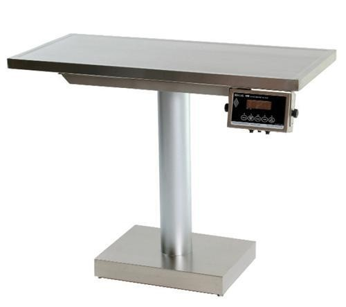 "Whittemore Pedestal Exam Table 45"" with Electronic Scale"