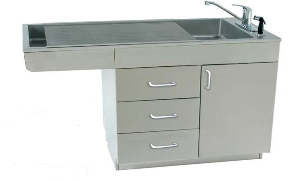 Whittemore Veterinary Wet Table 48 Inches