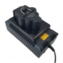 (New) Stryker 4110-120 TYPE Battery Charger, 1-Bay