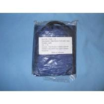 -2348-1a- Blue Nyl Adult 1-tube Cuff