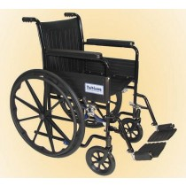 picture of tuffcare 227bk wheelchair -new-