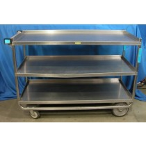 Lakeside 759 Utility Cart - Stainless Steel
