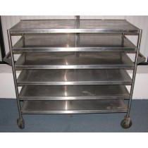 Misc. Large Cart 6 Tiers