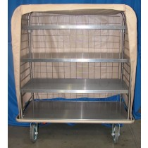 Smith And Nephew Equipment Cart With