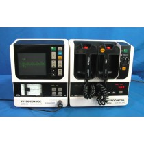 picture of physio control lifepak 8 defib - monitor
