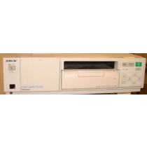 picture of sony up3000 color video printer