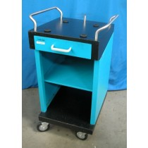 picture of valleylab cart with drawer