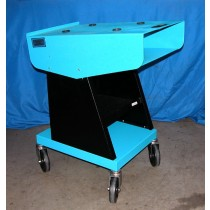 picture of valleylab e8006 esu cart with shelf