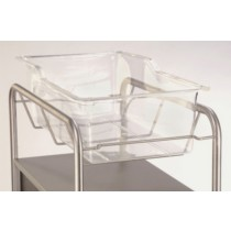 picture of acrylic bassinet top