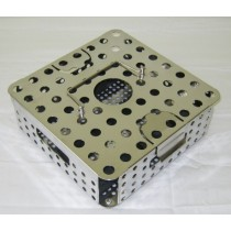 picture of Instrument Sterilization Case Insert, Large Perforations
