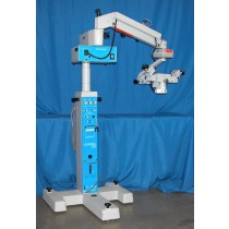Small Zeiss Opmi-6 Sdfc Surgical Microscope