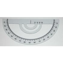 Small W.e. Tplo Blade Chart- Protractor