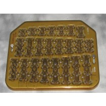 Small Synthes Cslp 1-3 Level Plate Set
