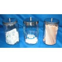 Small Sundry Glass Jar
