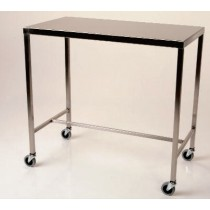 picture of 20 x 48 x 34 s-s instrument table - used