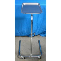 Assorted Used Chrome Mayo Stands