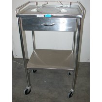 picture of pedigo utility table with drawer