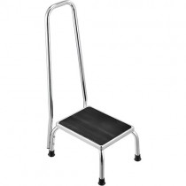 (New) Whittemore Step Stool With Handrail