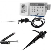 New Whittemore 1000-C RIGID and FLEXIBLE Endoscopy System with 8.5 X150 CM SCOPE