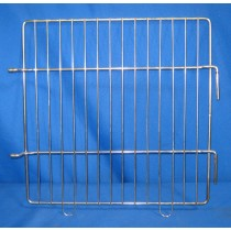 picture of Shor-Line Cage Door, 18in W x 18in H (Old Style), Hinged Right