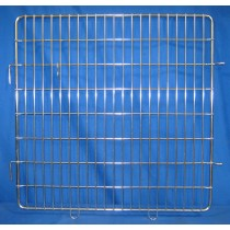 picture of Shor-Line Cage Door, 30in W x 30in H (Old Style), Hinged Left
