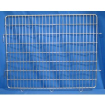 picture of Shor-Line Cage Door, 36in W x 30in H (Old Style), Hinged Left