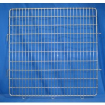 picture of Shor-Line Cage Door, 36in W x 36in H (Old Style), Hinged Left