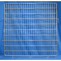 picture of Shor-Line Cage Door, 36in W x 36in H (Old Style), Hinged Right