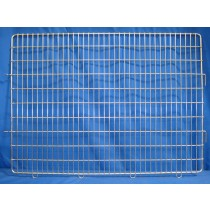 picture of Shor-Line Cage Door, 48in W x 36in H (Old Style), Hinged Right