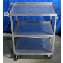 picture of Lakeside 311 Stainless Steel Classic Utility Cart