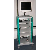 Linvatec Endoscopy Cart, 5-Shelf