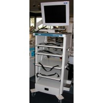 Storz 9601 Secondary Documentation Cart