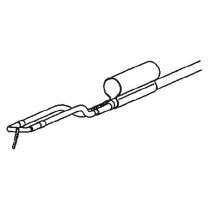 picture of Olympus WA22355C HF Resection Olympus WA22355C 24-28FR HF Resection 45° Needle Electrode