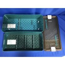 Conmed/Linvatec C3109 Sterilization Case