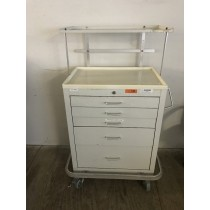 Armstrong A-Smart Standard Storage Cart, 5-Drawer