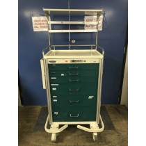 Armstrong A-Smart Emergency Cart, 6-Drawer