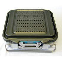 picture of Genesis Sterilization Case, 12in x 12in x 4in Deep Overhead