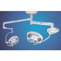 picture of ALM PrismAlix Ceiling Mount Surgical Light System - Dual with ACS