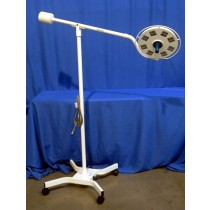 STARTROL 8-POD LED MOBILE EXAM LIGHT, NEW, BALANCE ARM