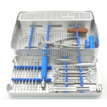 picture of (New) TPLO Plating/Small Frag Quick Connect 3.5-4.0mm Instrument Set
